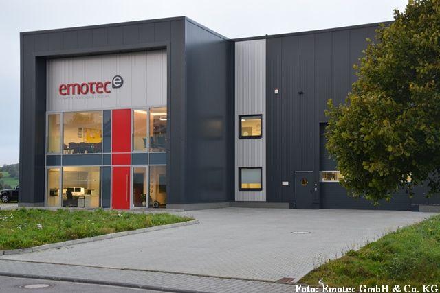 Seminarort Emotec GmbH & Co. KG Bild