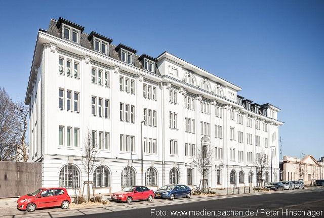Seminarort Nadelfabrik Aachen Bild
