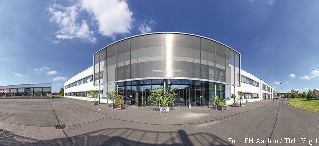 Seminarort Solarinstitut Jülich an der FH Aachen Bild
